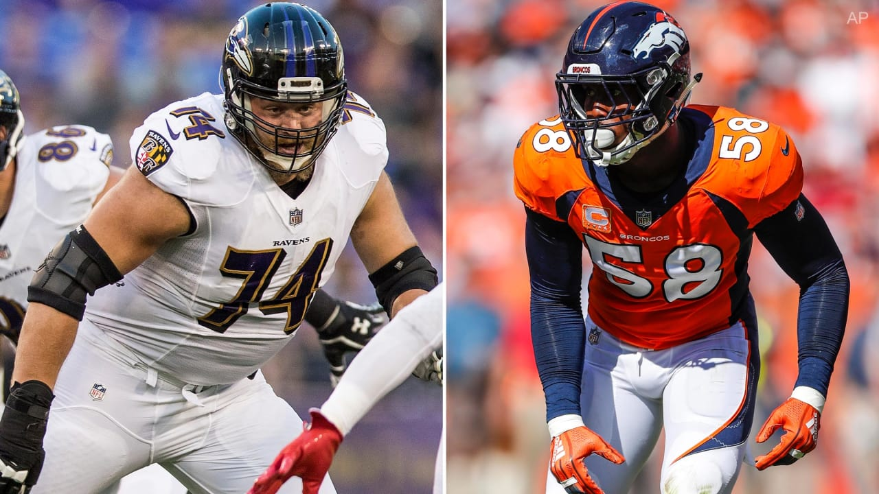 info for 3c7c8 7d220 Challenge for Offensive Line: Stop Von Miller From Wrecking ...