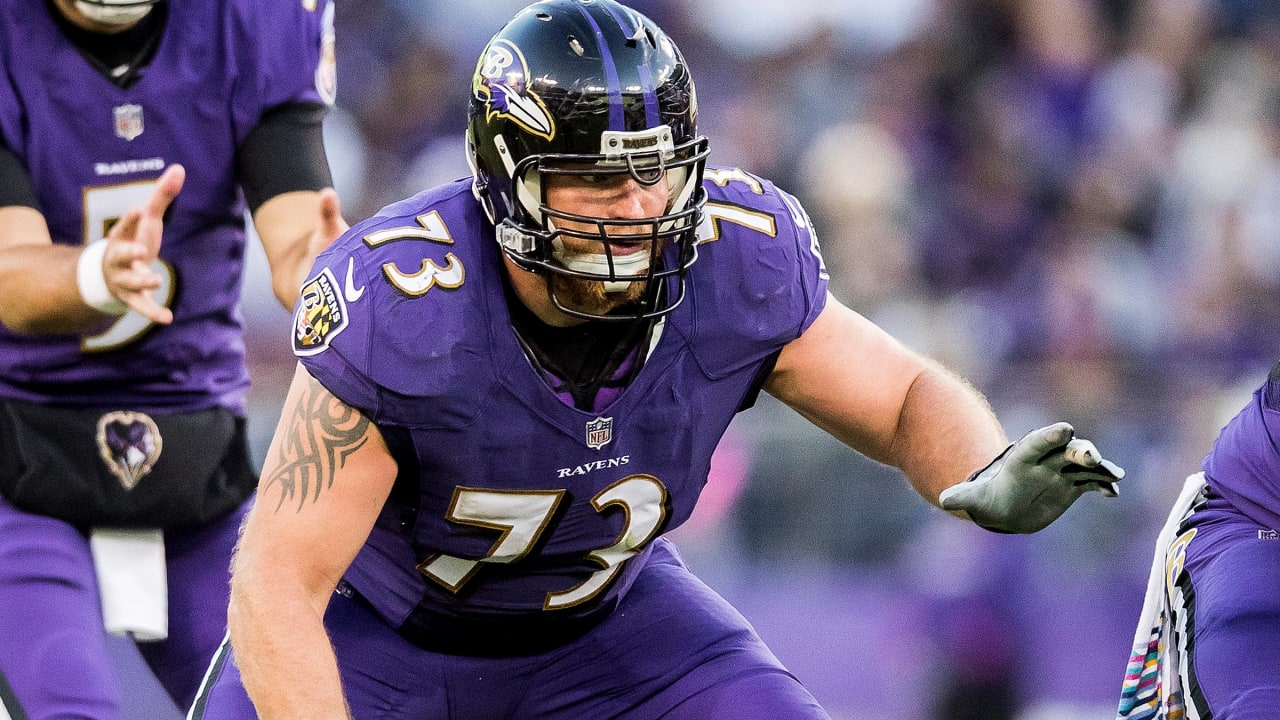 Marshal Yanda Agrees to One-Year Contract Extension