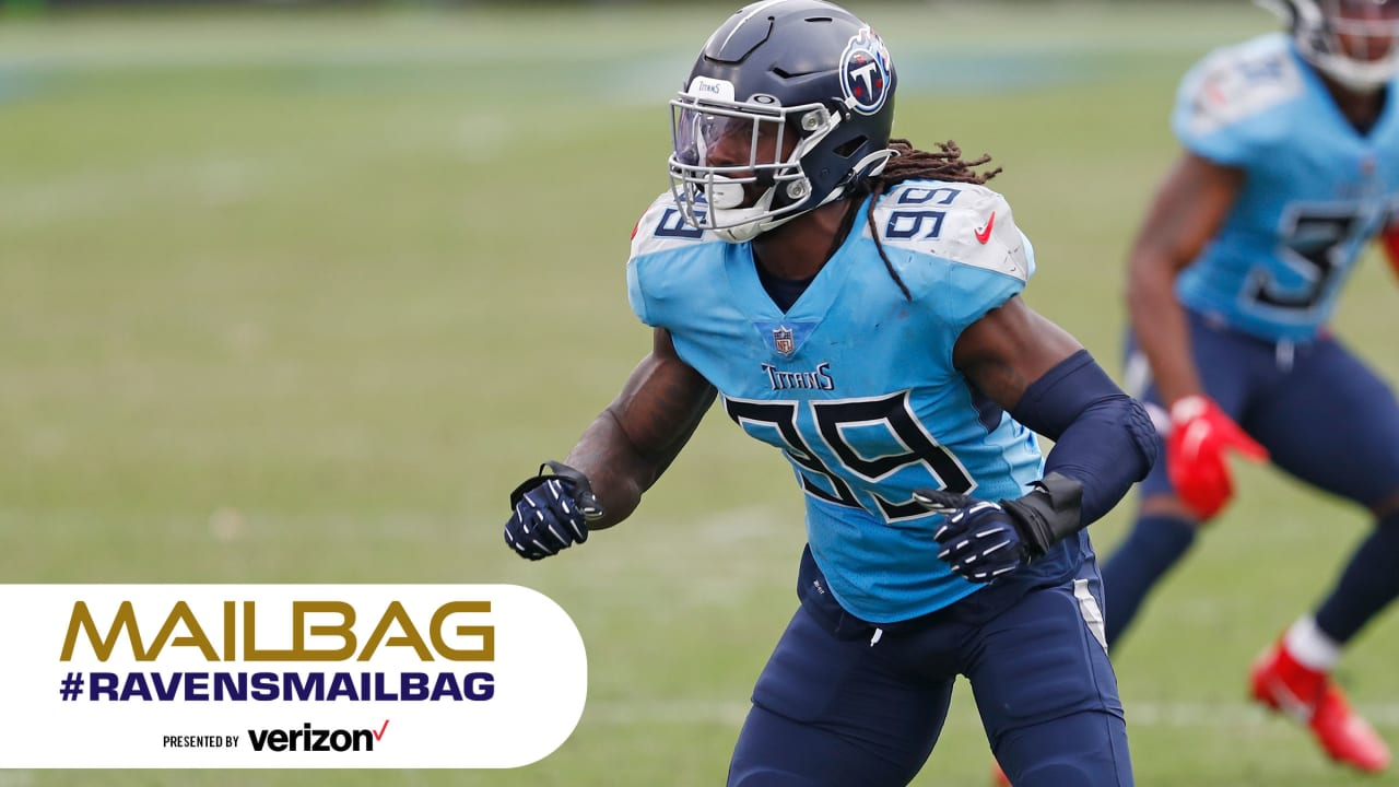 Mailbag Will The Ravens Go After Jadeveon Clowney Again