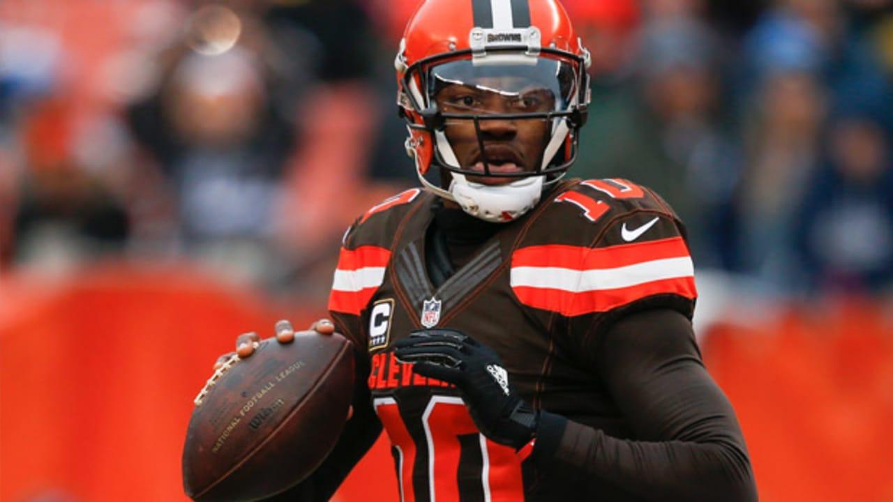 b0f2d7b7 Why Ravens Will Sign Quarterback Robert Griffin III