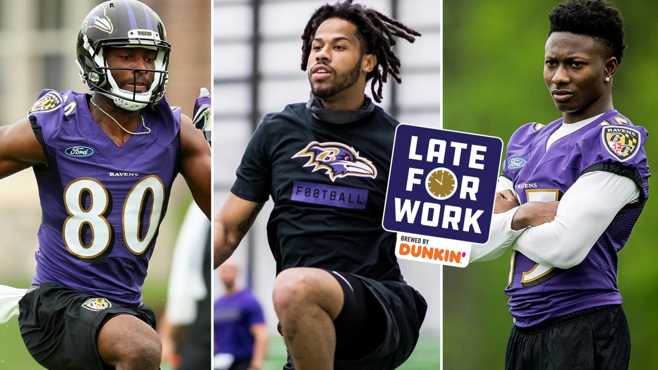 e07b514a Late for Work 5/16: If and How the Ravens Upgraded the Wide Receiver ...