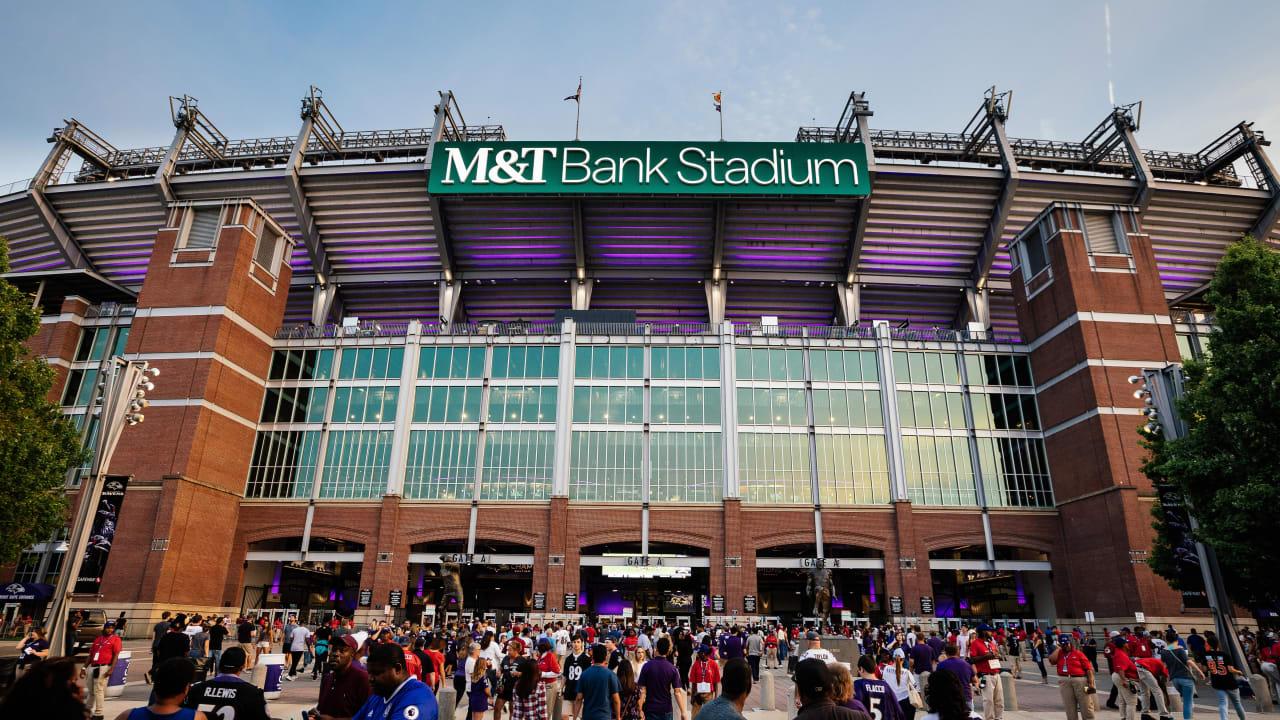 Ravens Complete Stadium Enhancement Project