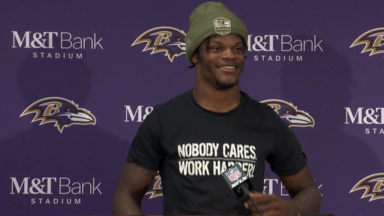 Lakers Are Borrowing Ravens' Motto 'Nobody Cares, Work Harder'