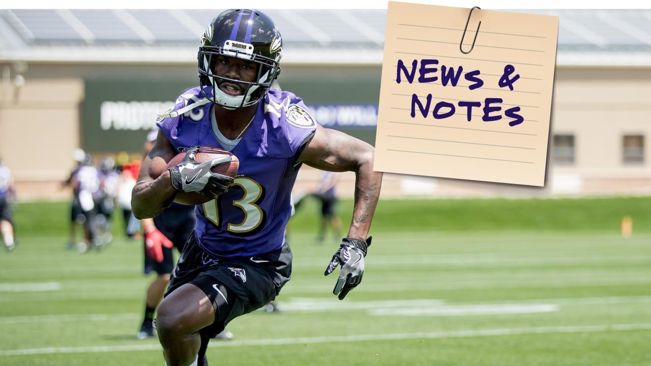 News & Notes 10/10: John Brown Will Get a Look at Returner
