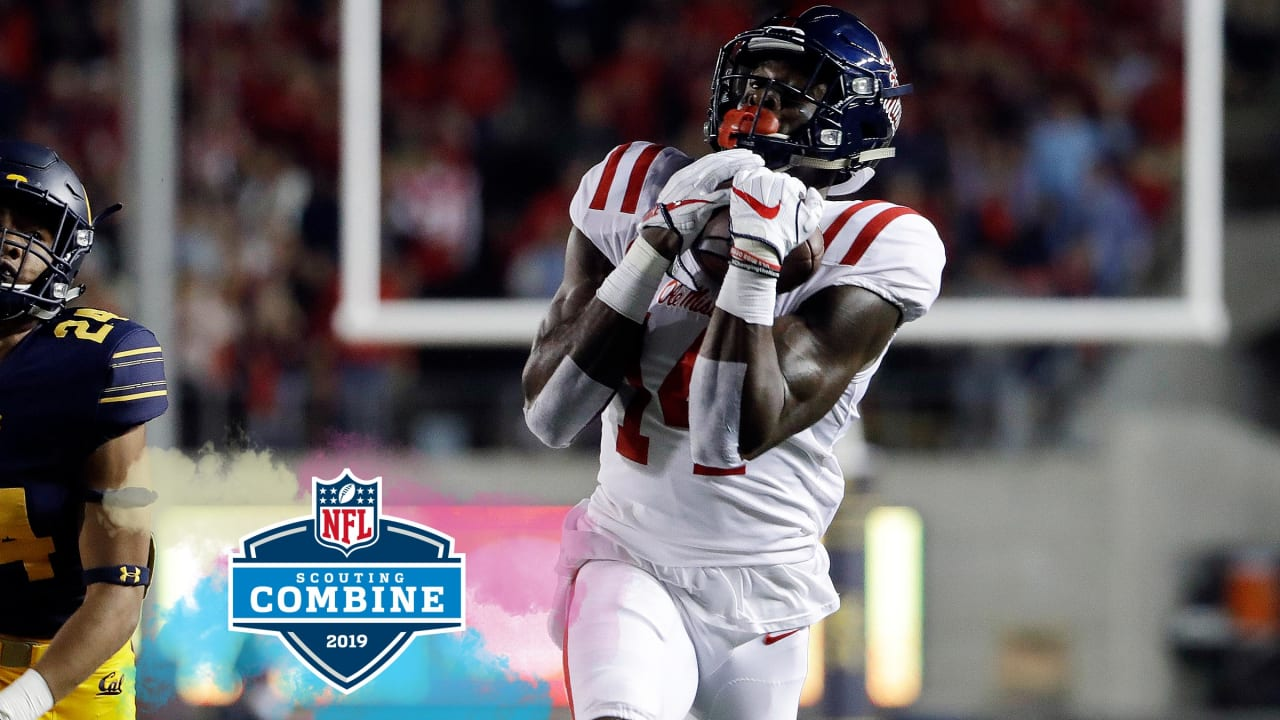 D K Metcalf Proves He S An Athletic Freak At Combine