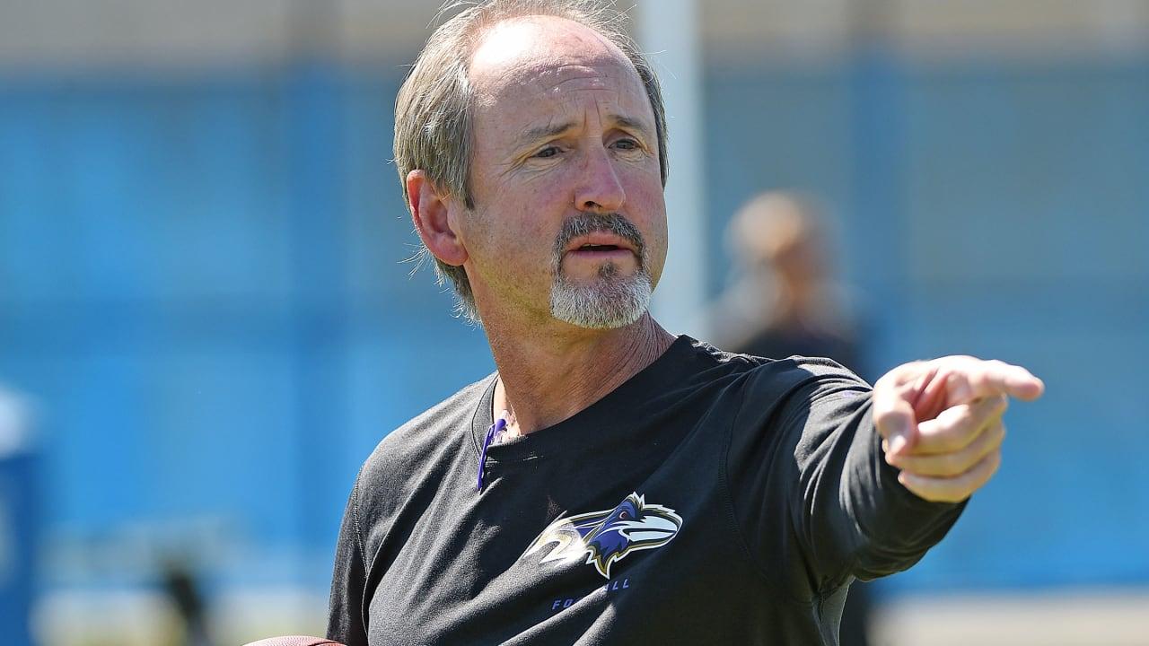 Offseason Moves, Coach, Craig Ver Steeg - BaltimoreRavens.com