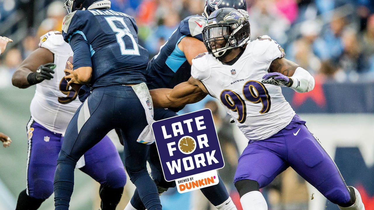 Late For Work 1 10 Pundits Predictions For Ravens Vs Titans