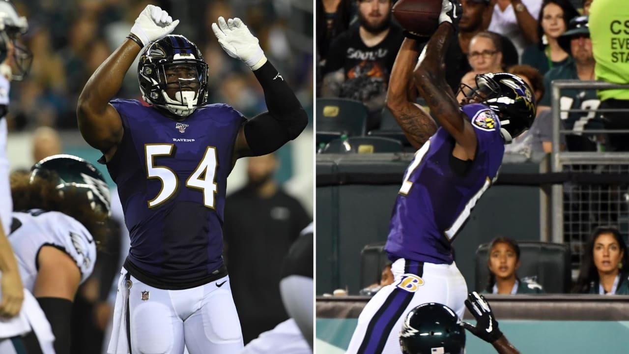 181a6b07 Stock Watch: Ravens vs. Eagles