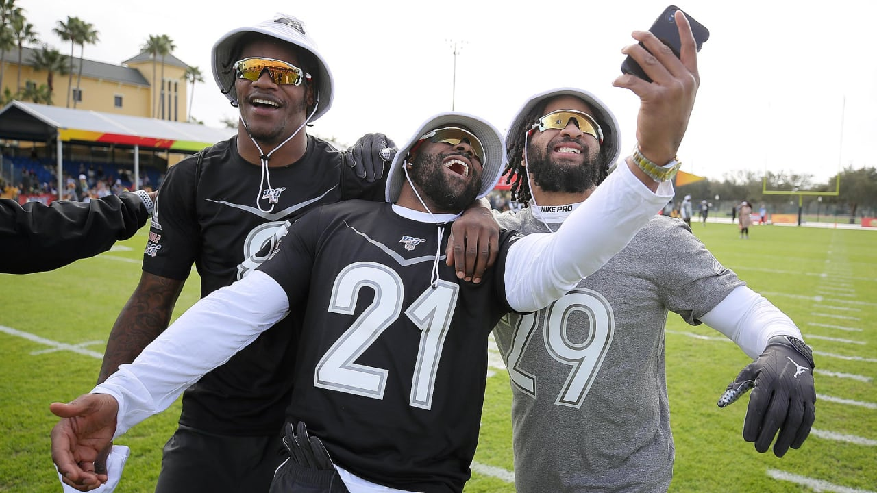 Best Moments From Day 2 at the Pro Bowl