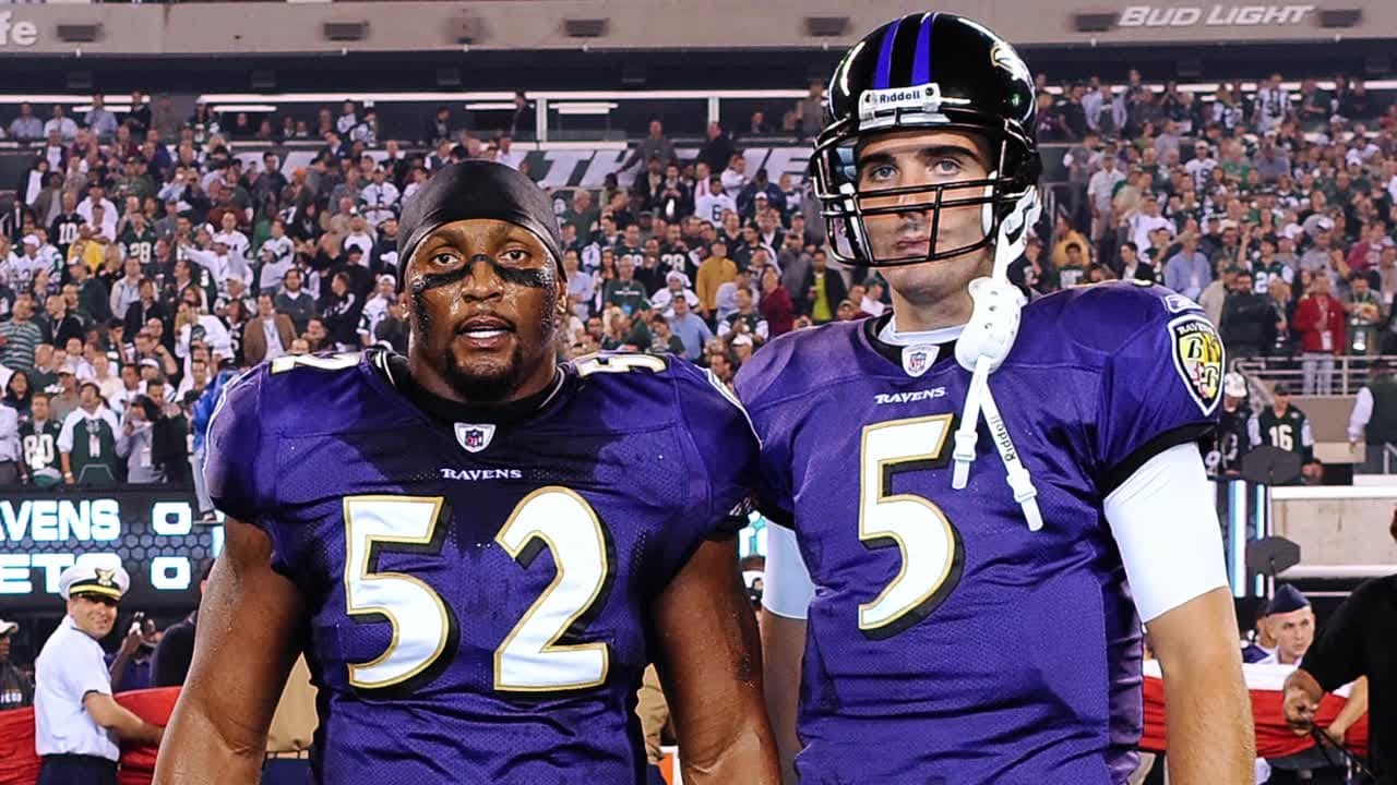 ray lewis rookie jersey
