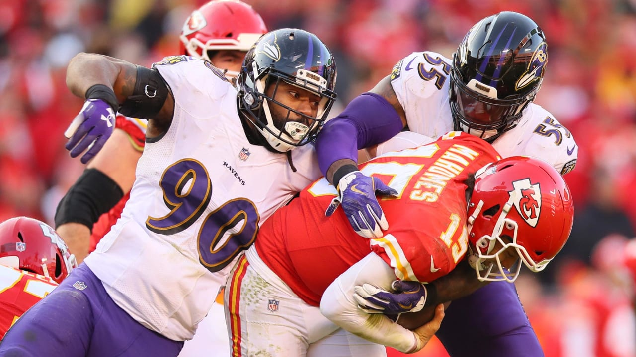 Ravens Defenders Explain Late Fourth Down Play Late Game Scores