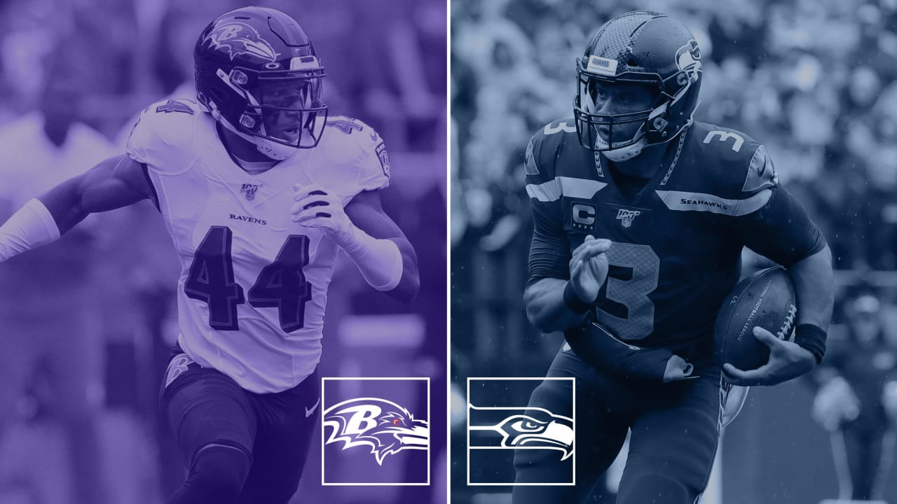 Everything You Need To Know Ravens Vs Seahawks