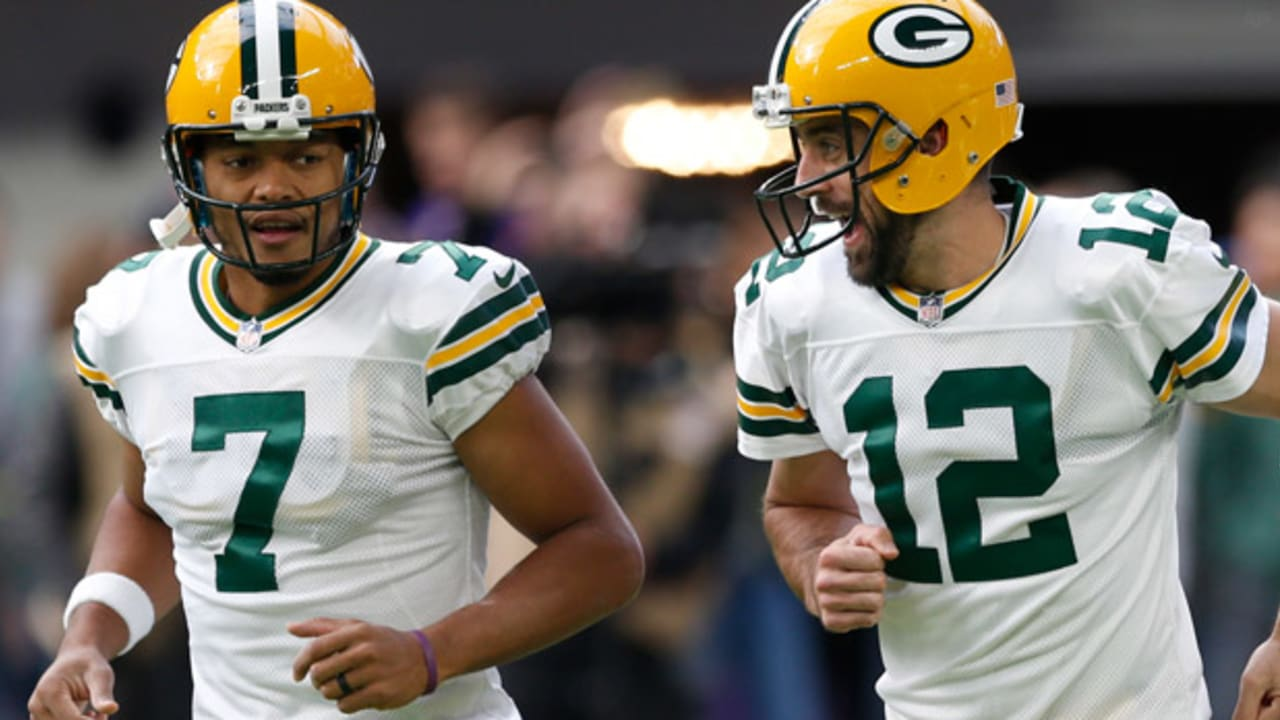 Ravens See A Lot Of Aaron Rodgers In Packers Quarterback Brett Hundley