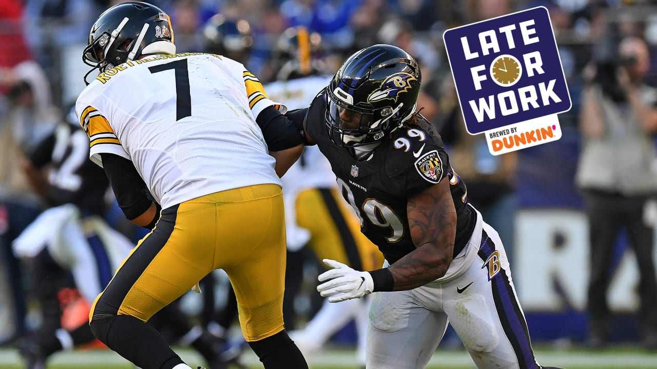 Late for Work 10/4: Predictions for Ravens vs. SteelersSteelers
