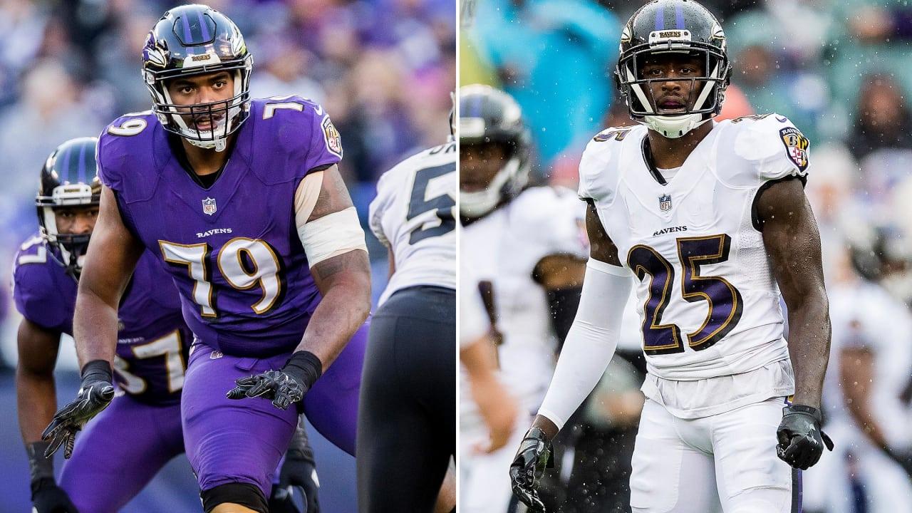 Ravens  Bye Week Health Report c08ddfce9