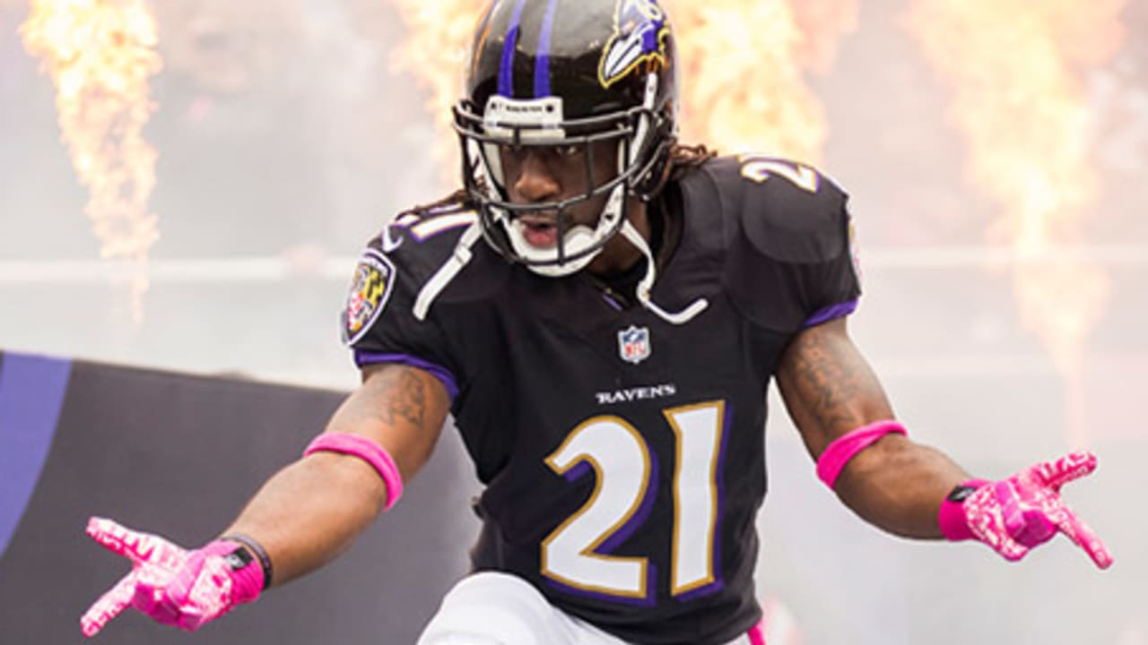 Ravens Breaking Out The Pink And Black Uniforms