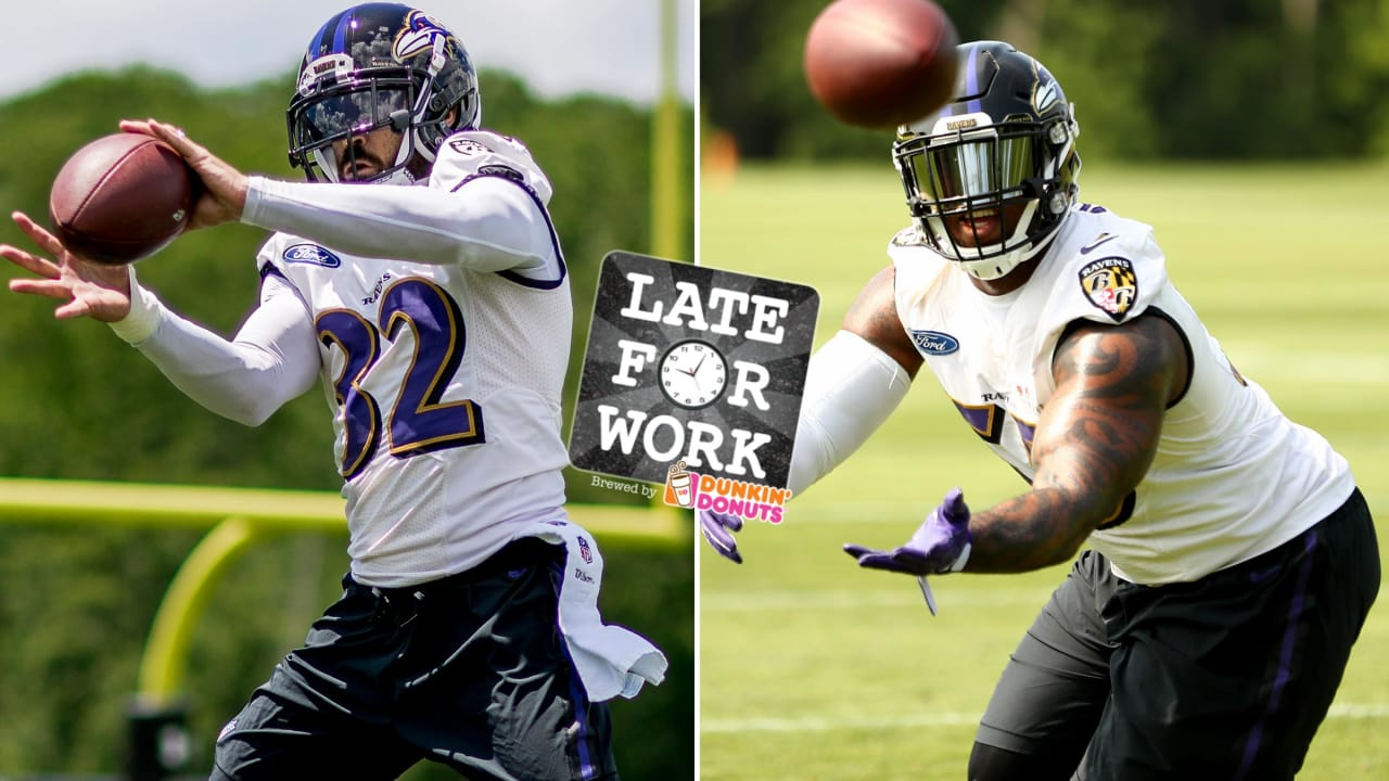 Late for Work 6 26  Ravens Players Point Out Disrespect and Myths of NFL  Top 100 Players List 05888272f