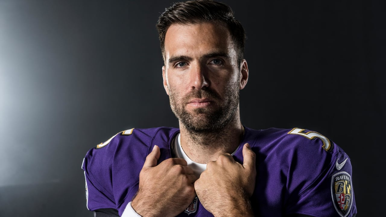 Joe Flacco Opens Up About Lamar Jackson His Motivation And His Future