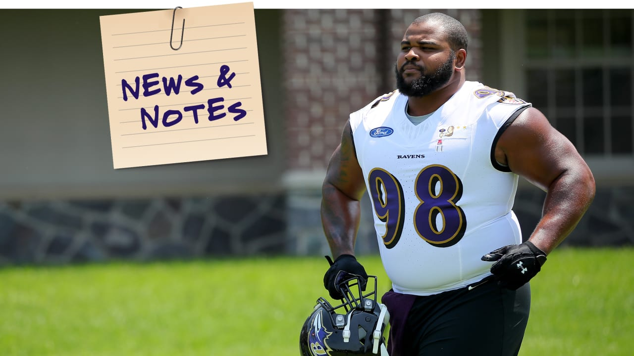 News & Notes 6/6: Brandon Williams 'Shocked' By Losses, Taking ...