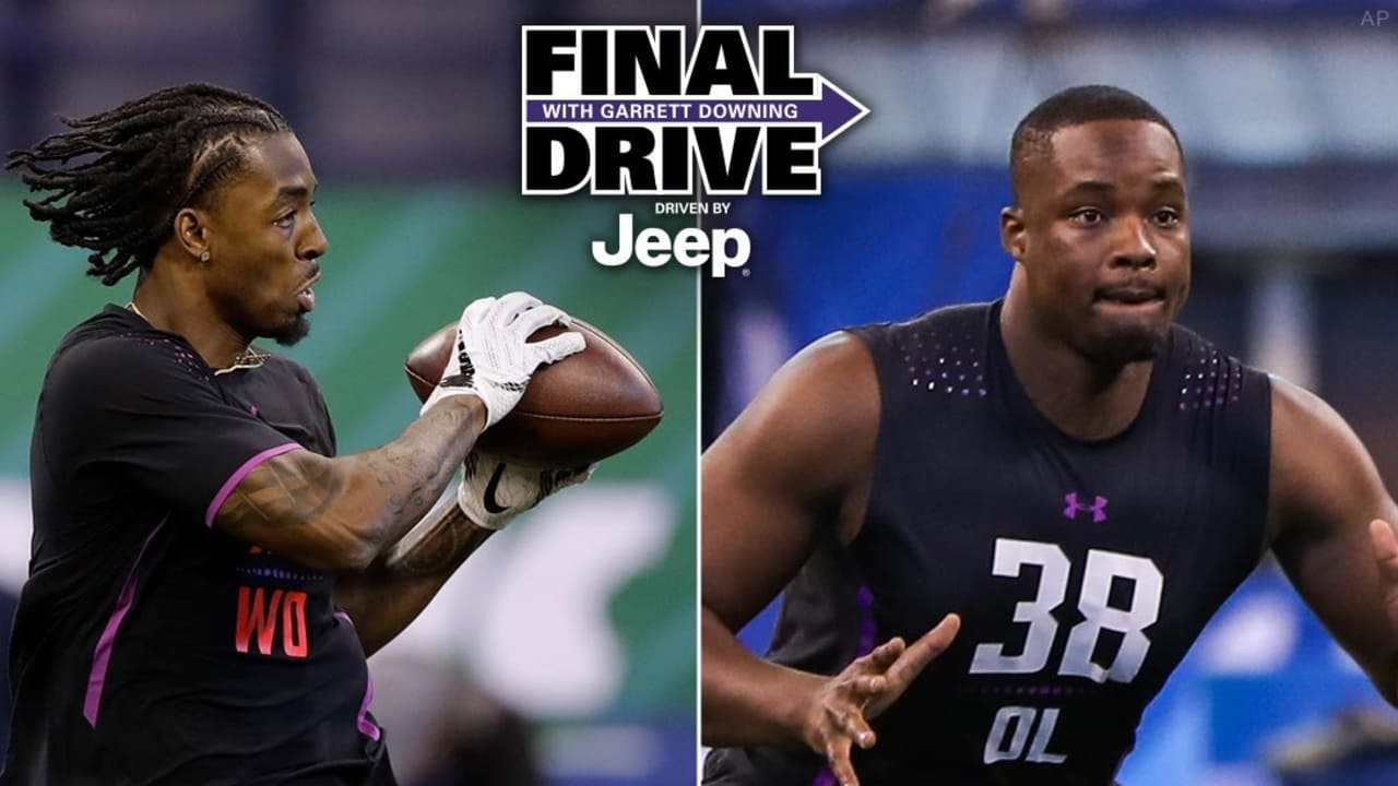 Final Drive: Daniel Jeremiah's Favorite Ravens Day 3 Picks