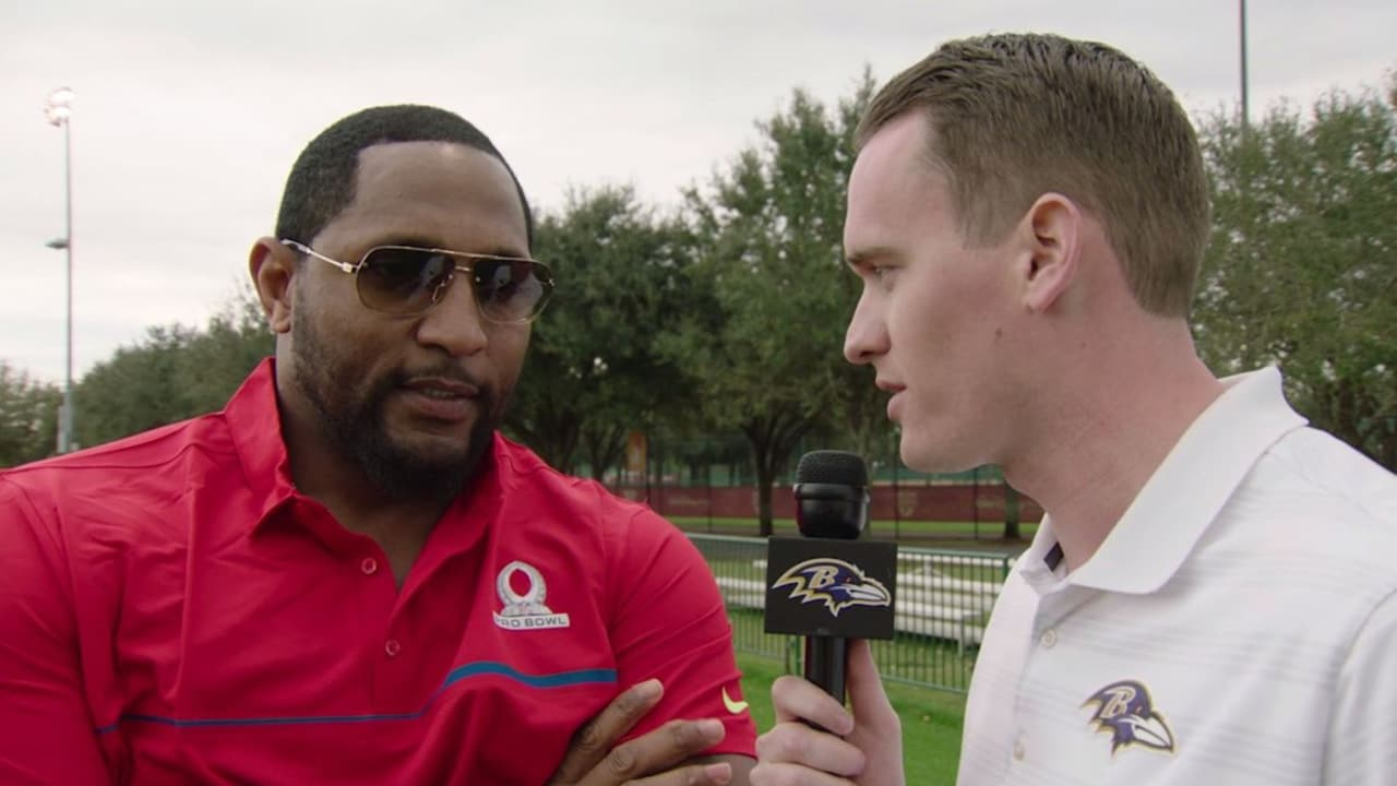 576308356 Full Interview  Ray Lewis Reflects On New Era Of Ravens Football