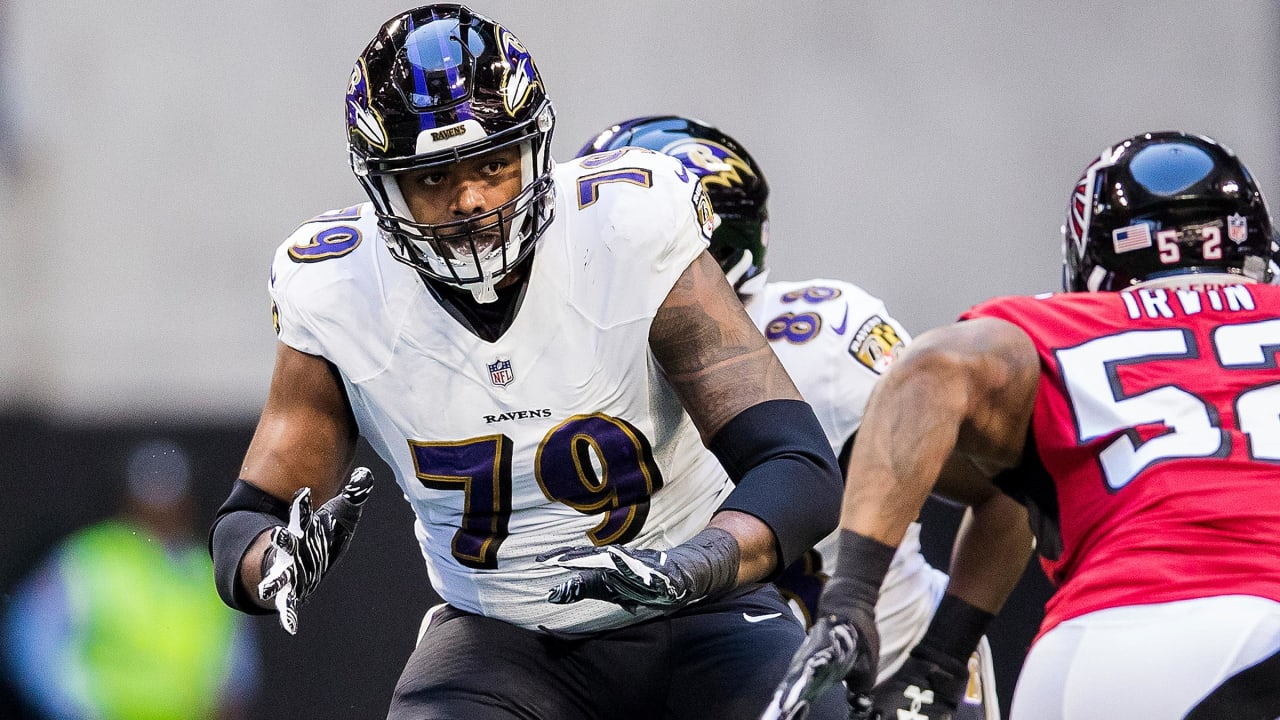 Ravens Pick up Fifth-Year Option on Ronnie Stanley