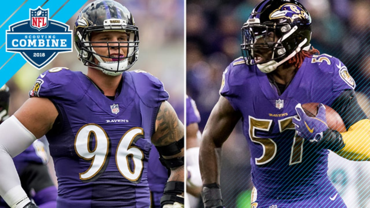 Ravens Started Contract Talks With Agents for C.J. Mosley 9563613d399