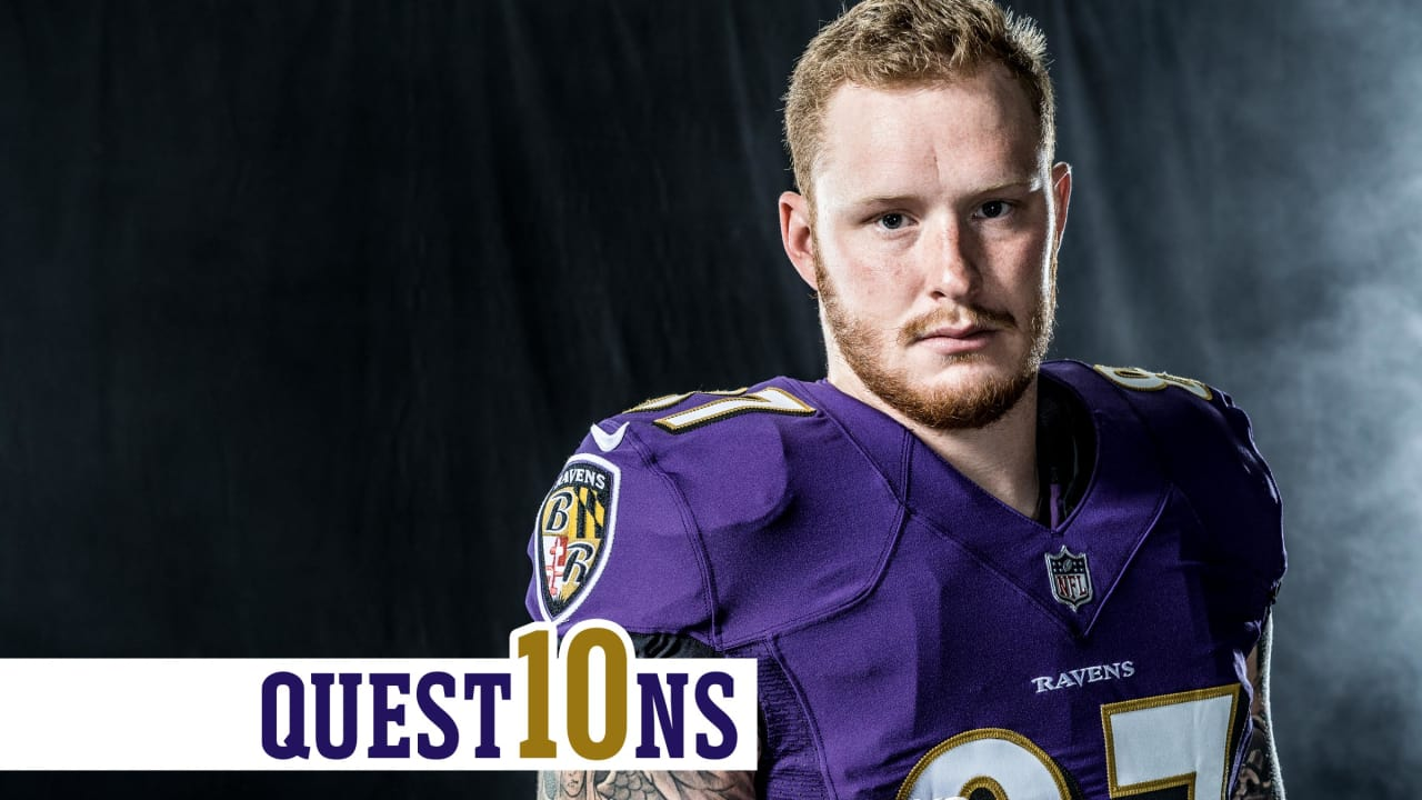 10 Questions With Maxx Williams