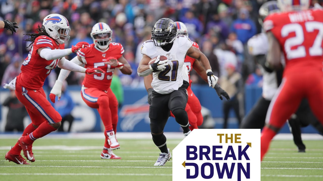 Eisenberg Breakdown Five Thoughts On Ravens Vs Bills