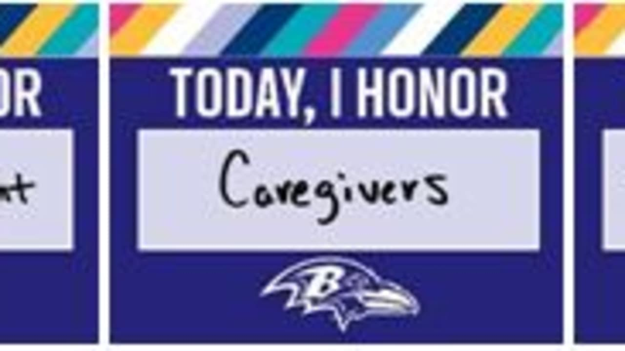 1539a1428cf675 Press Release: Ravens Support Crucial Catch: Intercept Cancer