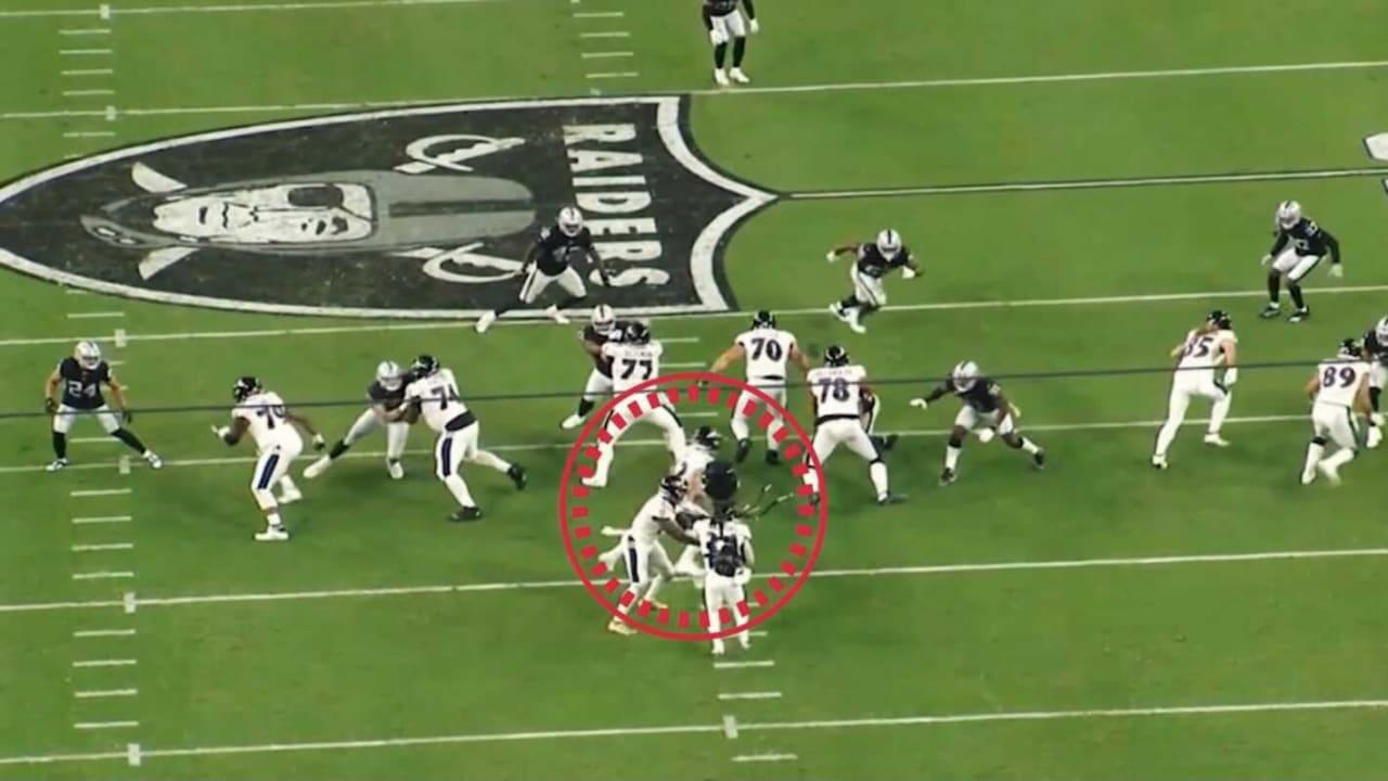 Baldy's Breakdowns: Analyzing Ravens' New-Look Offensive Line - BaltimoreRavens.com