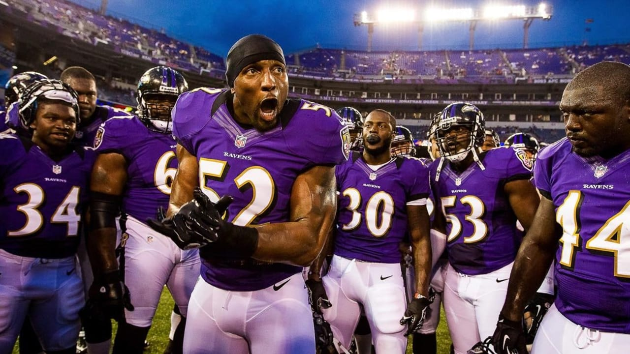 The Best Ray Lewis Hype Speeches of All-Time