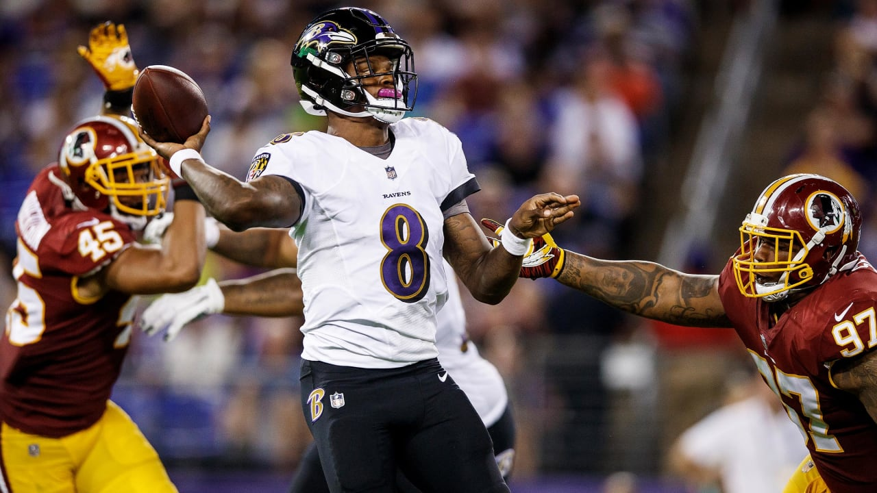 Everything You Need to Know: Ravens vs. Redskins