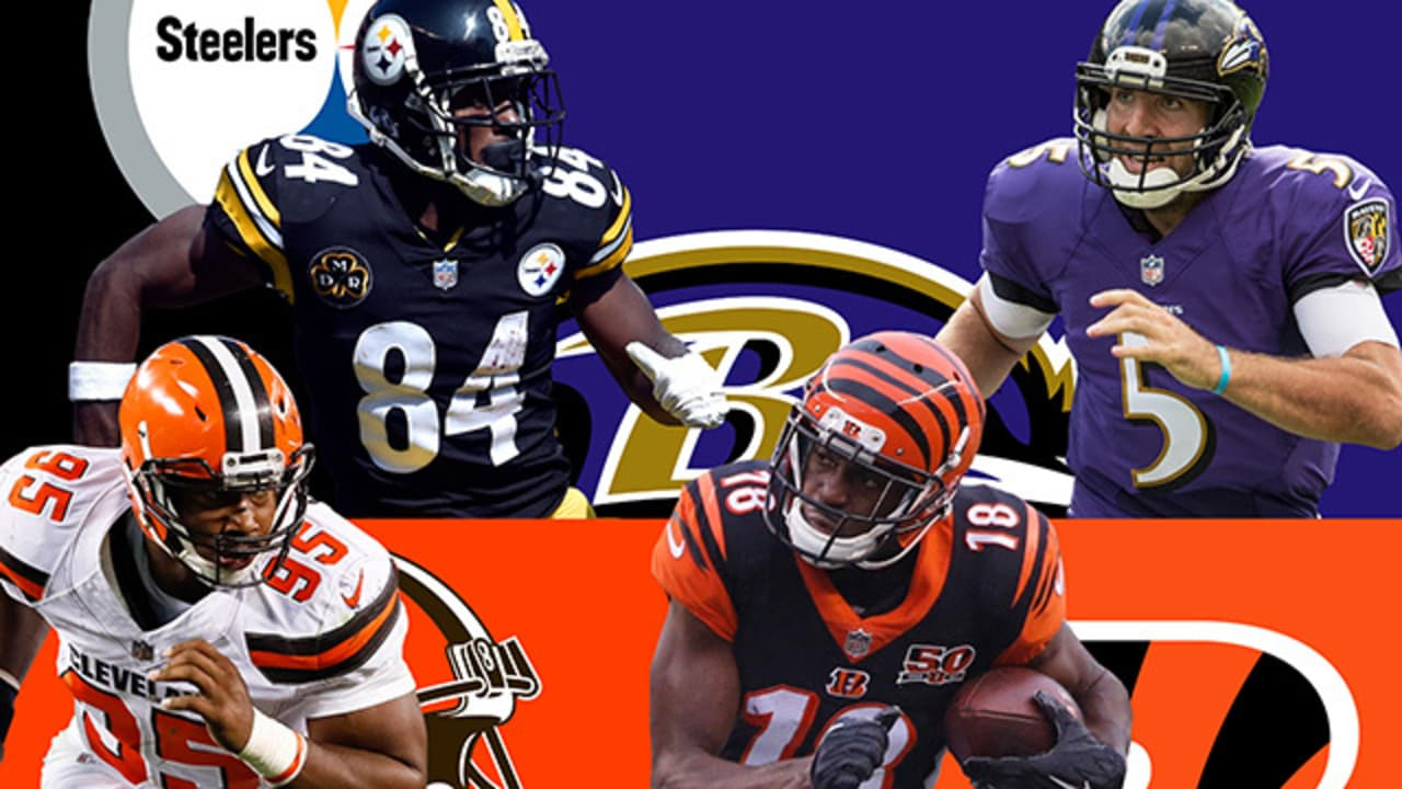 ec7992d964f NFL Network 'Experts' Predict Records for Every AFC North Team