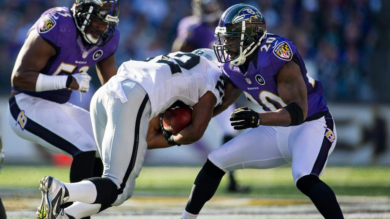 Legendary Ravens Safety Ed Reed Enters Hall of Fame on First Ballot 9cc24927b