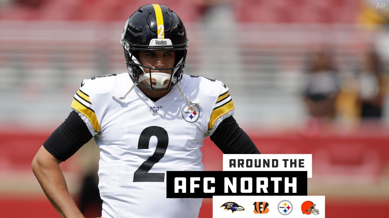 sneakers for cheap cee46 f1ac6 Around the AFC North: Steelers Fall to 0-3 Behind Struggling ...