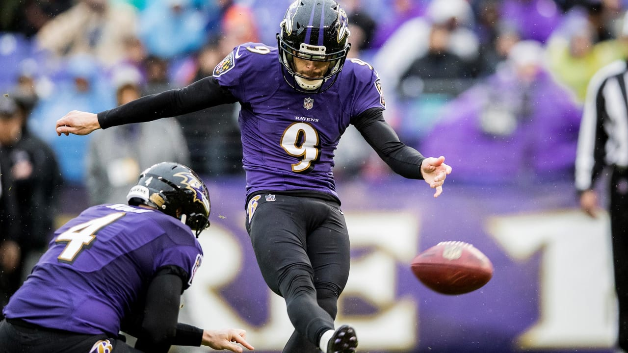 Justin Tucker Signs Record-Setting Four-Year Extension With Ravens