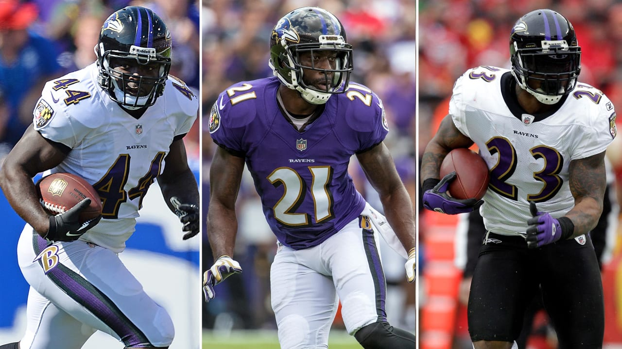 Three Former Players Will Retire as Ravens During Camp