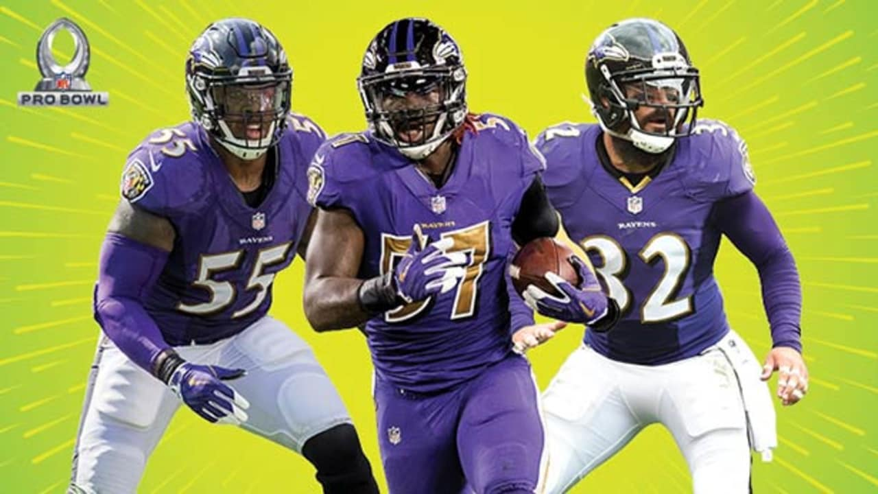 Three Ravens Selected For 2018 Pro Bowl: Terrell Suggs, Eric ...