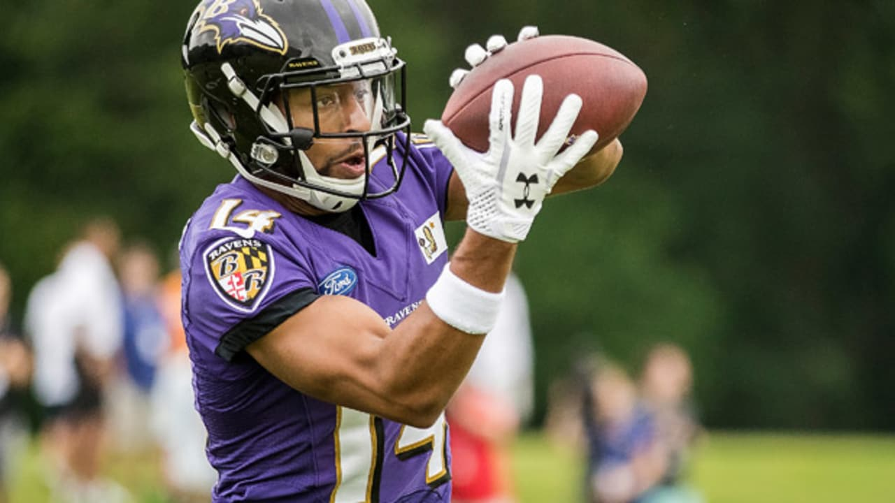 wholesale dealer bab9b e480c Former Raven Keenan Reynolds Signed to Redskins Practice Squad