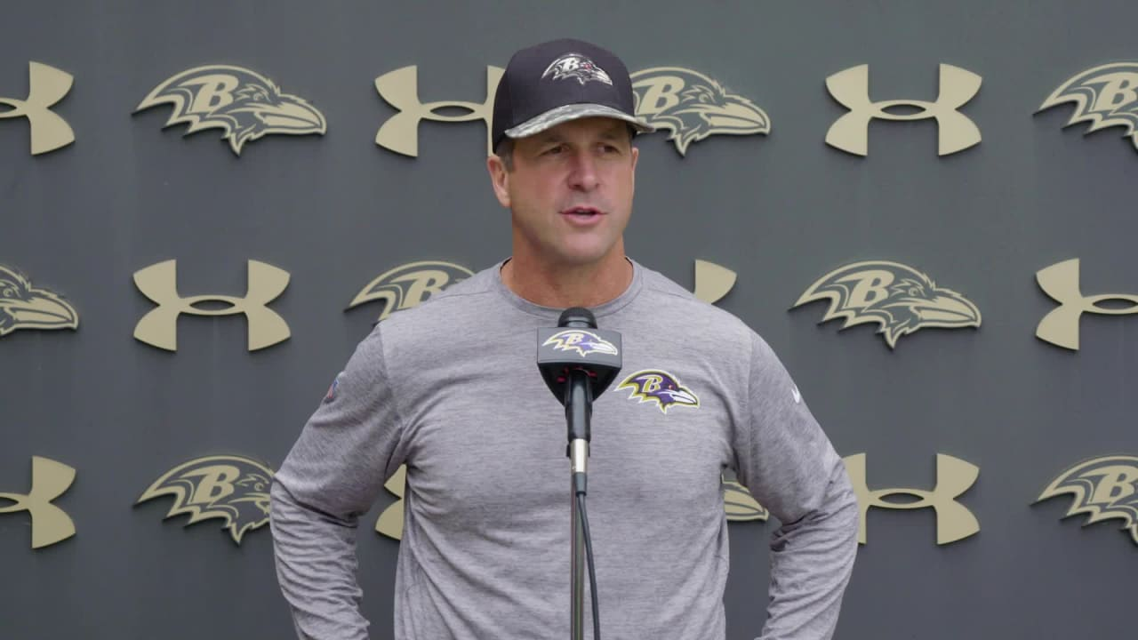 John Harbaugh Sheds Light on Looming Roster Cuts