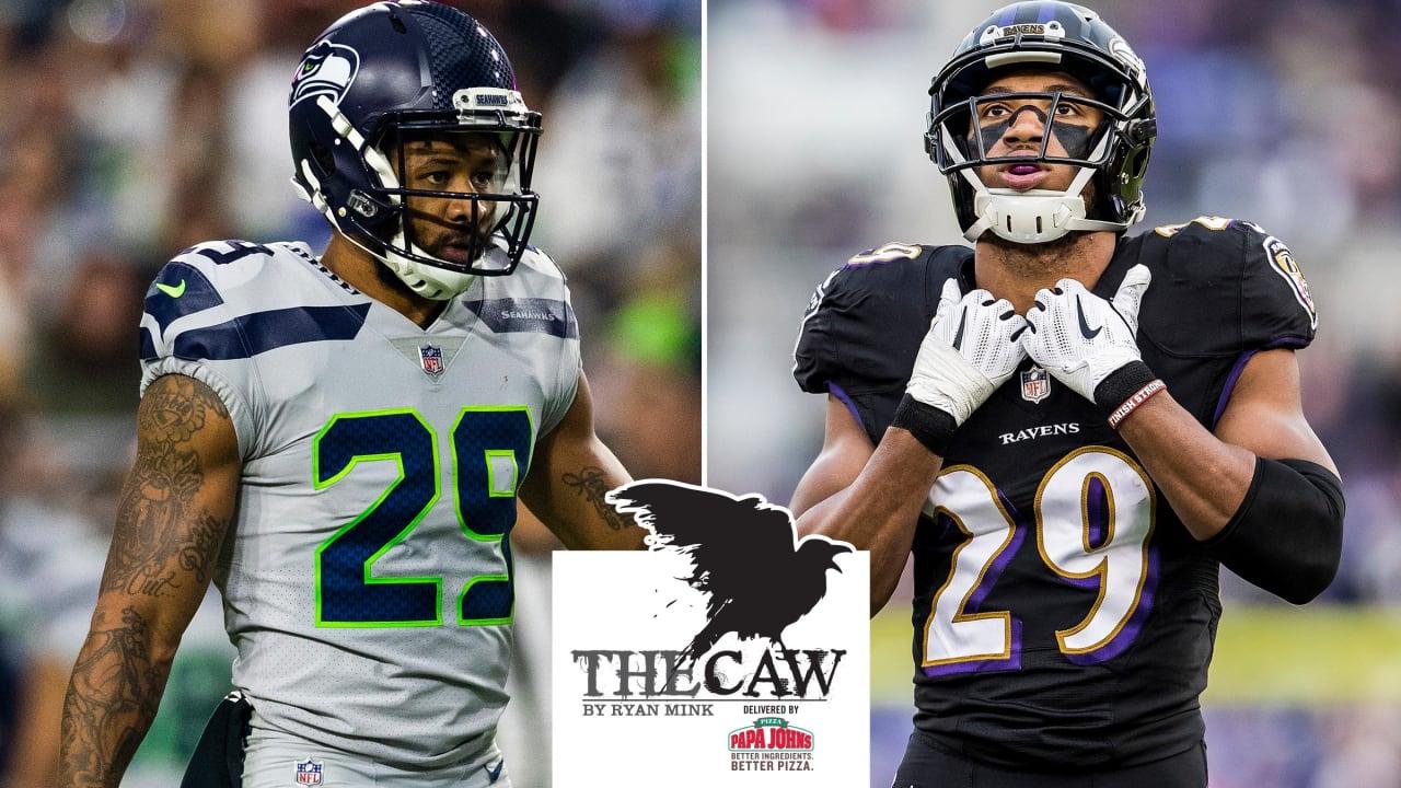 The Caw: No. 29 Goes to Earl Thomas or Marlon Humphrey?