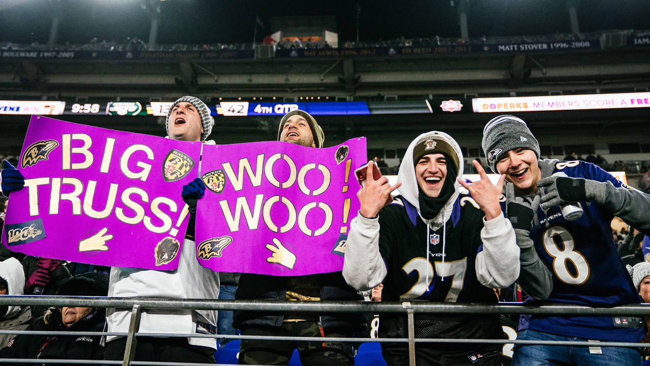 Ravens to Host 250 Family Members at M&T Bank Stadium