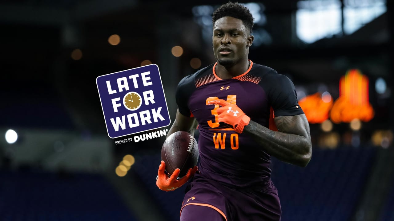 newest 9e4a3 ef6d3 Late For Work 3/4: D.K. Metcalf May Have Outrun the Ravens ...