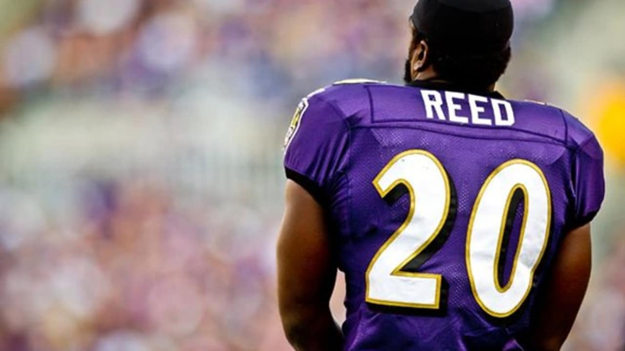 half off 29f6f cb477 All-Time Best Ed Reed Highlights