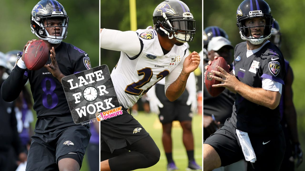 Late for Work 7/9: Seven Ravens News, Notes and Opinions You