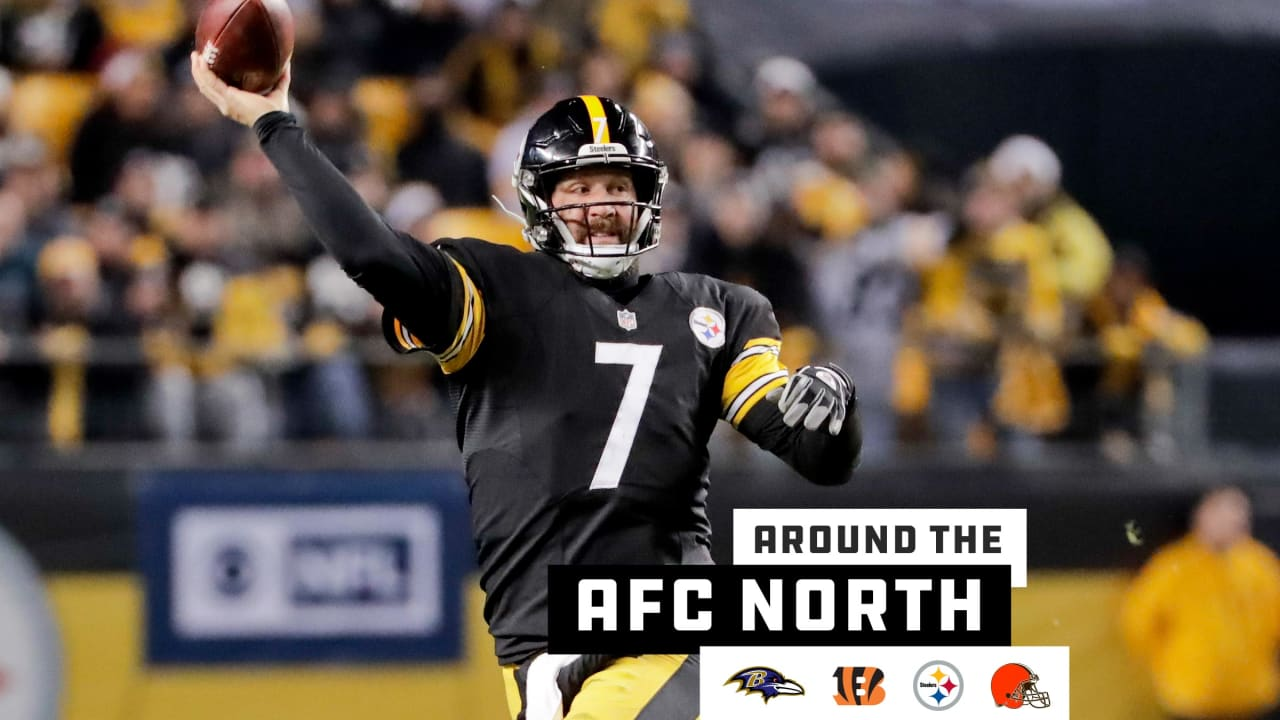 "0cde62ca Around the AFC North: Steelers GM says Big Ben Has ""No Expiration Date"""