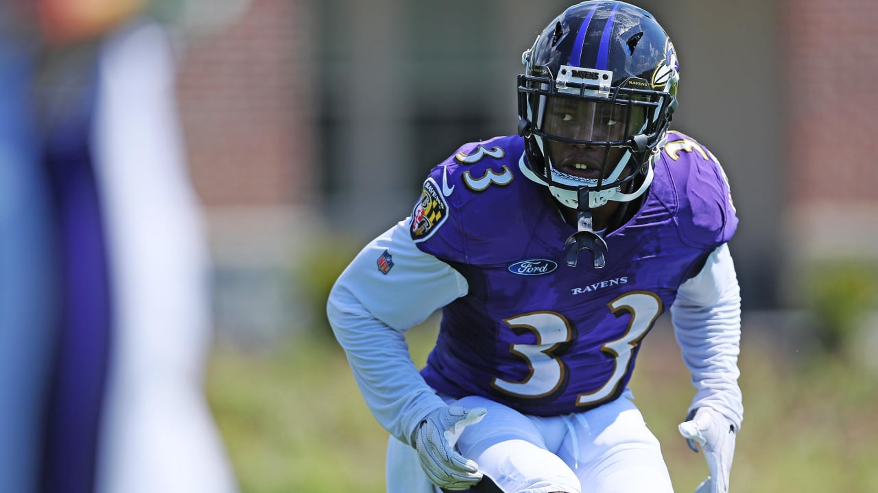 Baltimore Native Cyrus Jones Thrilled to Join Ravens Practice Squad d513f367d