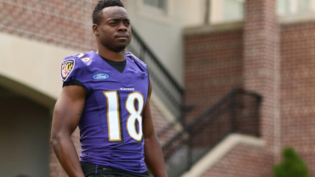 new concept 0d22f 568b5 Why Jeremy Maclin Chose the Ravens and Why He's Very Motivated