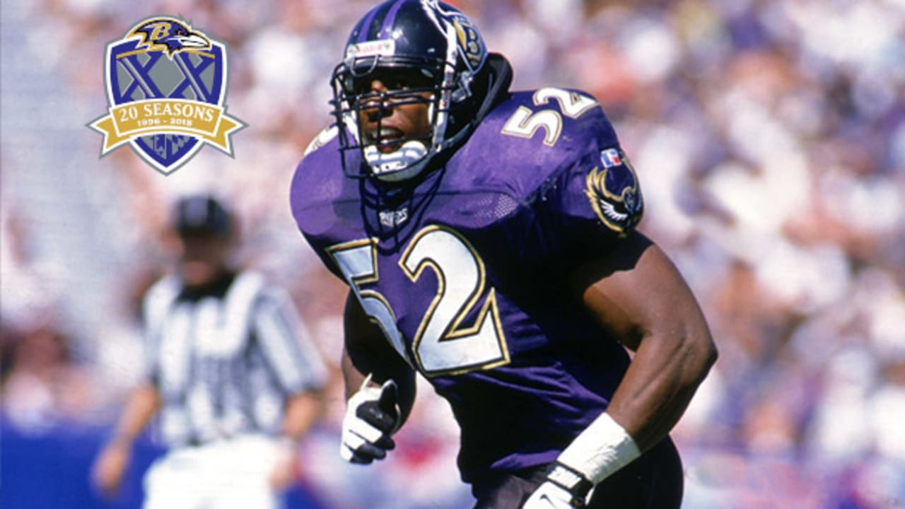 20 Ravens Relics In 20 Years: Ray Lewis' Rookie Jersey